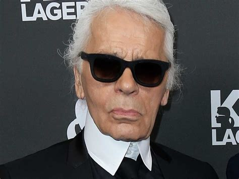 The Craziest Things Fashion Designer Karl Lagerfeld Has ...