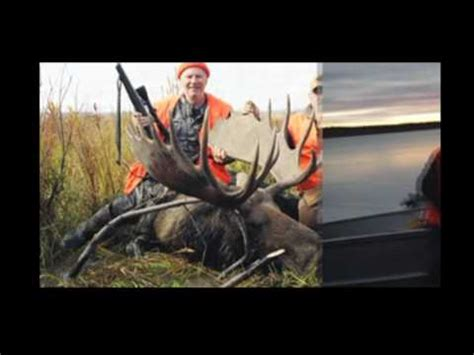 Ag Iz Outfitters Manitoba Moose Hunting Promo