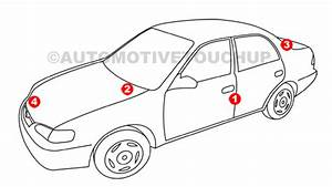 saab paint code locations touch up paint automotivetouchup With saab engine code