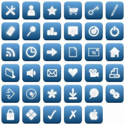 Web Icons Icon Elegant Pack Button Clip