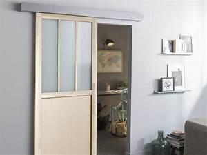 Porte Coulissante Porte Intrieur Verriere Escalier