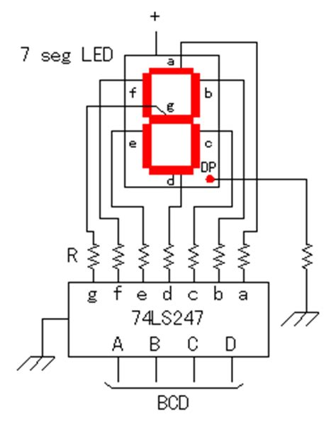 Circuit Explanation Count Down Timer