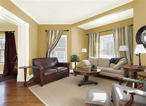 yellow gold paint color living room paint color living
