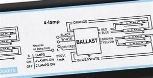 3 Light Ballast Wiring Diagram 27292 Centrodeperegrinacion Es