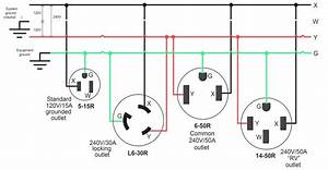 Prong Generator Plug Wiring Diagram Electrical Question