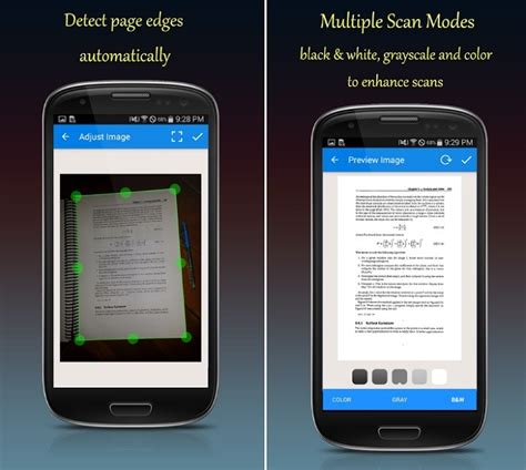 Best Free Scanner by Best Document Scanner Apps For Android