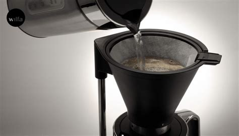 This 1year old coffee maker by wilfa is now going in the garbage. Wilfa Coffee Maker | Designs & Ideas on Dornob