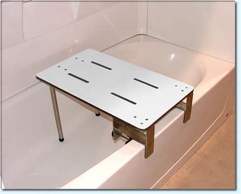 Portable Clampon Tub Seat Sh426  Accessable Designs, Inc