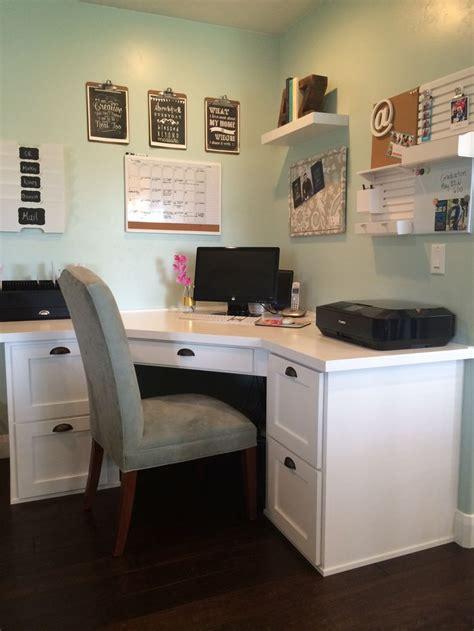 corner desk organization ideas 1000 ideas about kitchen desk organization on