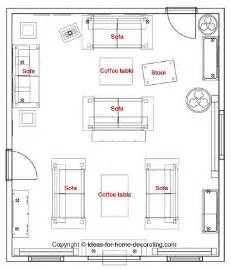 living room floor plan lounge furniture layout house experience