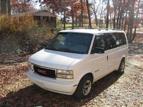 auto air conditioning repair 1992 gmc safari parking system buy used 2000 gmc safari van in paducah kentucky united states