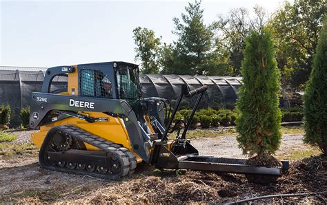 john deere skid steer attachments  efficiency  productivity