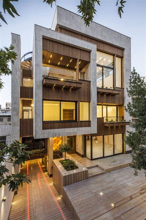 Mehrabad House  Sarsayeh Architectural Office Luxury