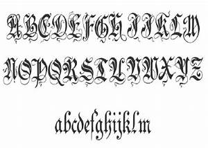 Creative Walt Disney Cursive Tattoo Font - Inofashionstyle.com