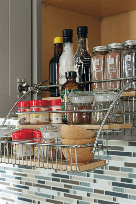 Drop Spice Rack by Organization And Specialty Products Wall Cabinet With