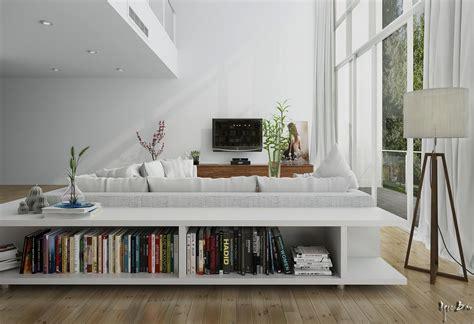 Sofa Bookcase by Low Bookcase Interior Design Ideas