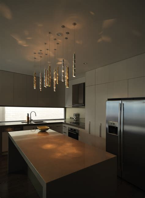 unique decoration kitchen lighting collections led ceiling