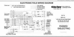 Gas Furnace Thermostat Wiring Diagram  U2014 Untpikapps