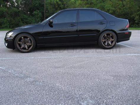 rota grid wheels on 2003 lexus is300 wheeldude com