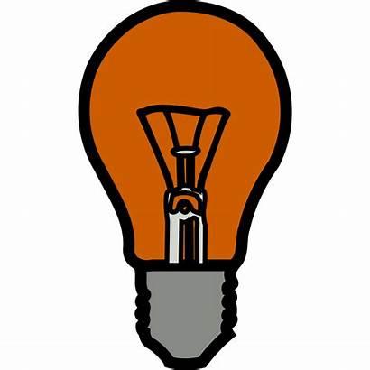Bulb Svg Clip Clipart Icon 1024 Px
