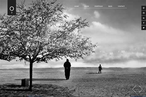 artists wp theme wordpress photography themes
