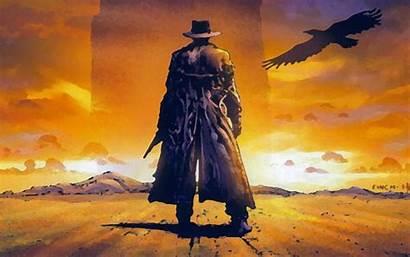 Stephen King Gunslinger Tower Dark Roland Deschain