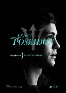Percy Jackson Sea Of Monsters Poster Insidious Chapter