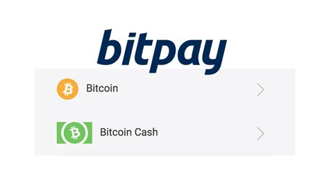 Bitpay says that google pay and samsung pay will also be added in the near future. BitPay Introduces Bitcoin CashBCH As A Payment Option - Blockmanity