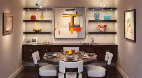 These wall decor ideas will bring life to your empty walls. 20 Fabulous Dining Room Wall Decorating Ideas - Home And Gardening Ideas