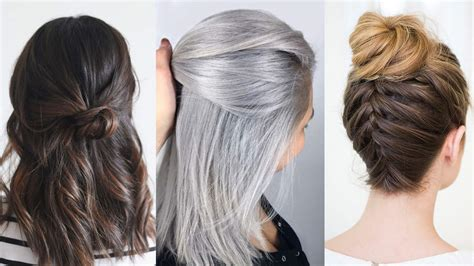 hairstyle ideas  medium length hair health