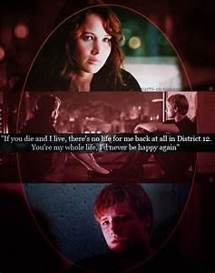 70 best images about Quotes on Pinterest | Katniss ...