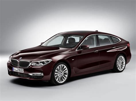 Bmw 640i by 2018 Bmw 6 Series Gran Turismo Officially Debuts 640i Gt