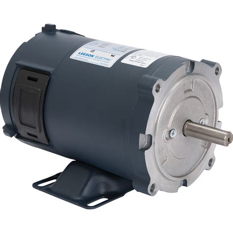 12v Electric Motor by Leeson 12 Volt Dc Electric Motor 1 3 Hp 1 750 Rpm 27