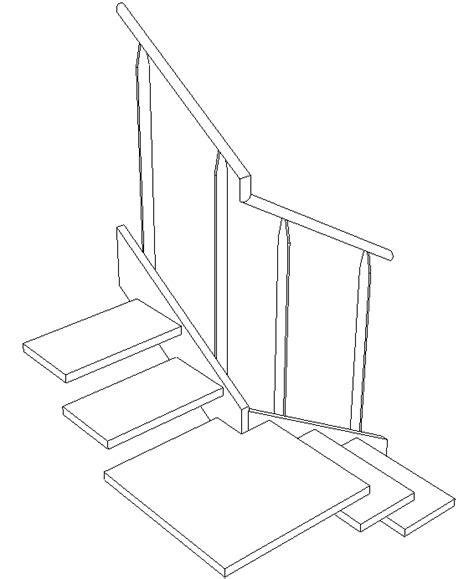 calculer escalier quart tournant escalier quart tournant avec palier intermediaire maison design lockay