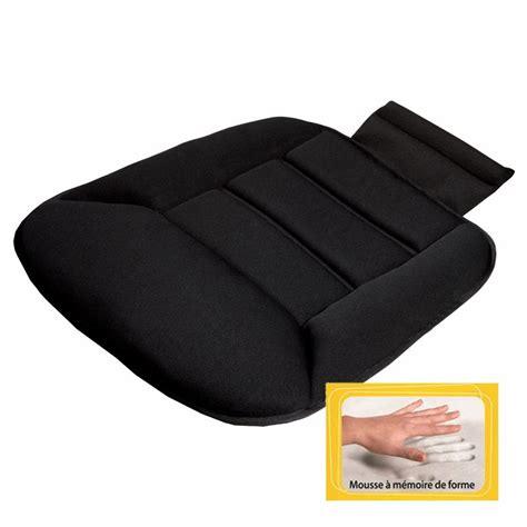 coussin siege auto accessoire confort auto coussin assise de siège de voiture