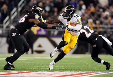 steelers  ravens highlights score  recap fansided