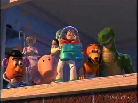 pixar toy story  hilarious  outtakes high