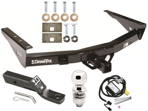 toyota tundra complete trailer hitch package