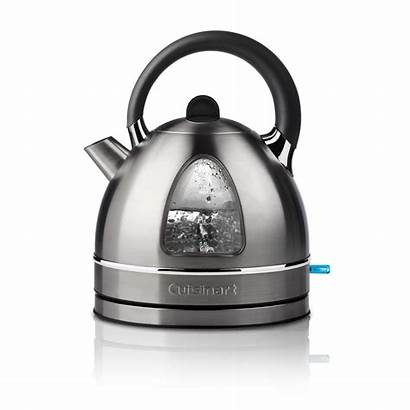 Kettle Cuisinart Traditional Stainless Steel Brushed Dual