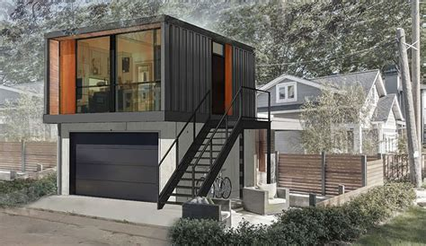 Prefabricated Home : Get Attractive Design Of Small Prefab Homes With