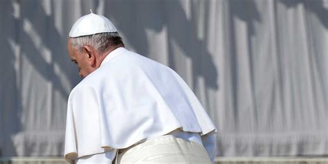 siege du pape le pape françois du siège au fief de la mafia