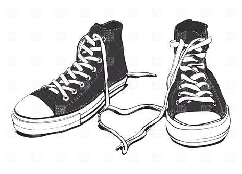 Converse clipart 20 free Cliparts   Download images on ...