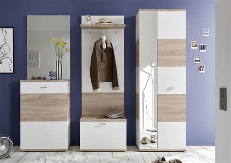 ebay garderoben set garderobe quot hugo quot 5 teilig garderoben set komplette