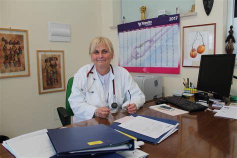 ambulatorio oncologia ritorna la dott ssa lusenti