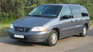 2001 Ford Windstar Cargo Minivan Specifications  Pictures