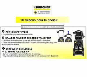 Nettoyeur Haute Pression Karcher Avec Enrouleur : karcher hd6 13cx eau froide pro outillage ~ Edinachiropracticcenter.com Idées de Décoration