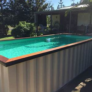 Pool Aus Container : see shipping container swimming pools for sale and price ~ Orissabook.com Haus und Dekorationen