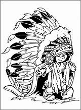 Inchworm Coloring Pages Cliparts Adult Native Clipart Boy American Indian Cartoon Cool Clip Pdf Library sketch template