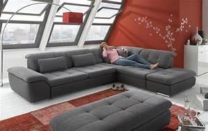 Ecksofa Mit Verstellbarer Sitztiefe : loungesofa isola a von megapol ~ Bigdaddyawards.com Haus und Dekorationen