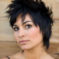 gina gershon trendy medium wavy hairstyle  layers